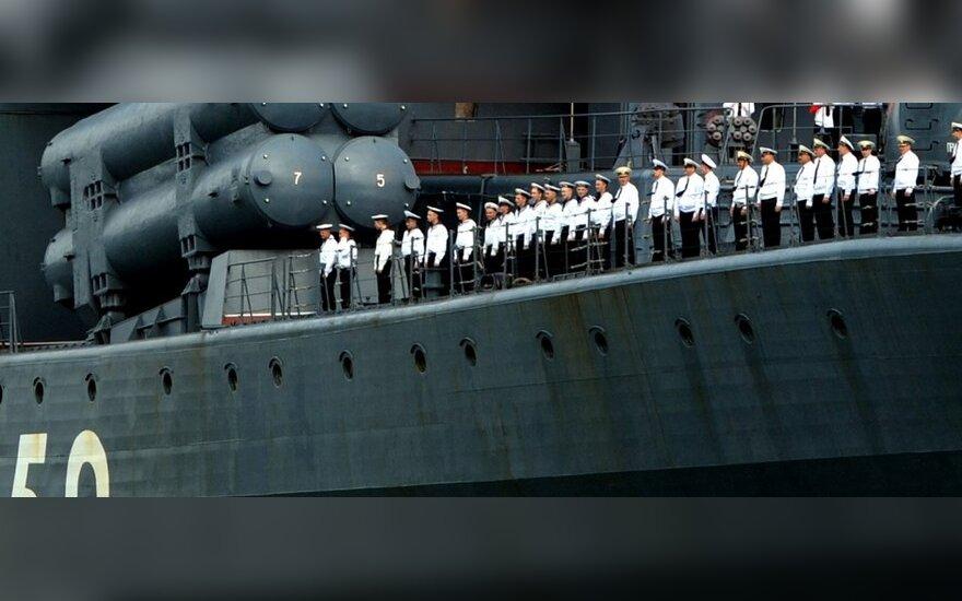 В Раде Украины появился законопроект о выдворении Черноморского флота