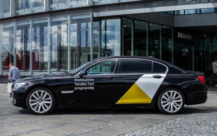 Премьер-министр Литвы: по Yandex.Taxi ищут разумные юридические решения