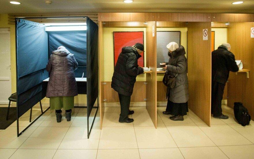 Во втором туре муниципальных выборов уже проголосовали 11,52% избирателей
