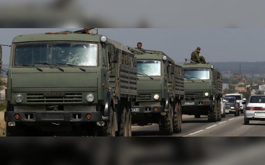 НАТО: количество российских войск на Донбассе увеличивается
