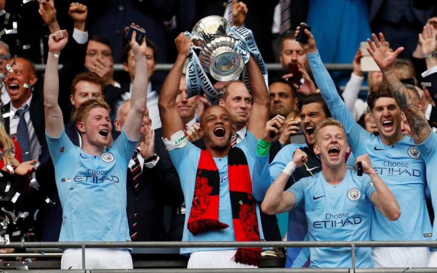 Manchester City triumfas
