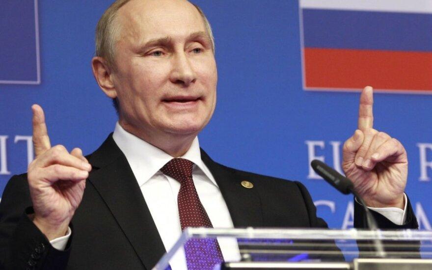 Путин надеется улучшить связи с ЕС при новом главе Еврокомиссии