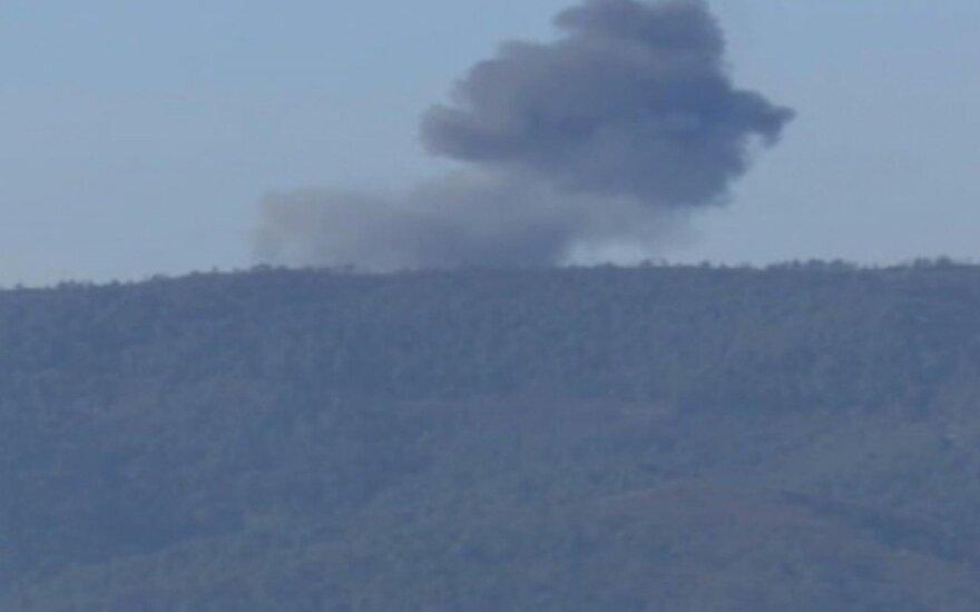 Сирийские курды передали России тело погибшего офицера