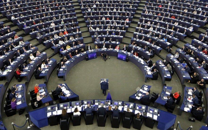 """Европарламент поддержал резолюцию об отмене проекта """"Северный поток-2"""""""
