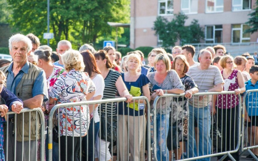 Экономист оценила поведение жителей Литвы во время открытия Lidl