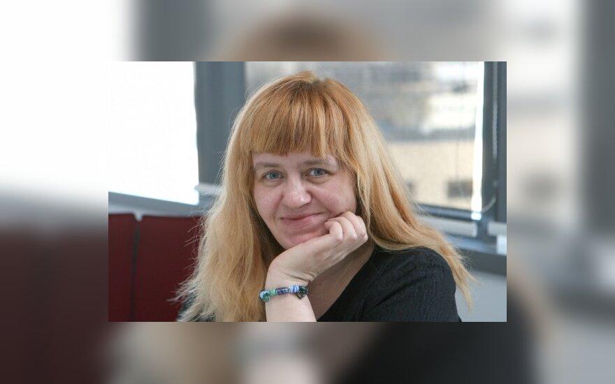 Светлана Мартынчик, работающая под псевдонимом Макс Фрай