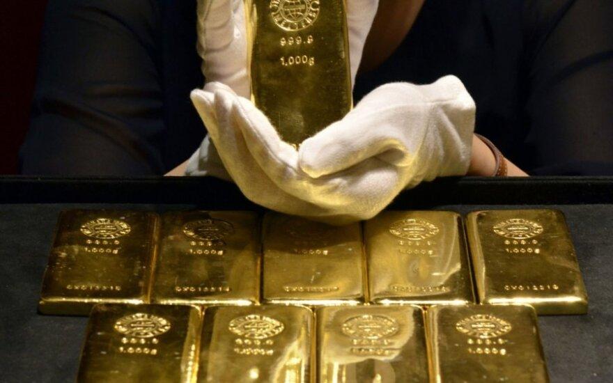 Chińczycy na Litwie zamiast gazu łupkowego znaleźli złoża złota (Prima aprilis)