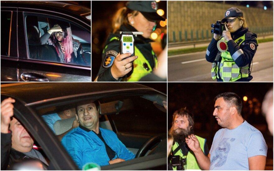 Ночной рейд в Вильнюсе: разъяренный армянин кричал на всю улицу
