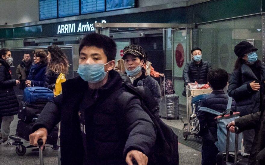 Новым вирусом в Китае заражены уже свыше 31 000 человек. Постоянно выявляются случаи в других странах