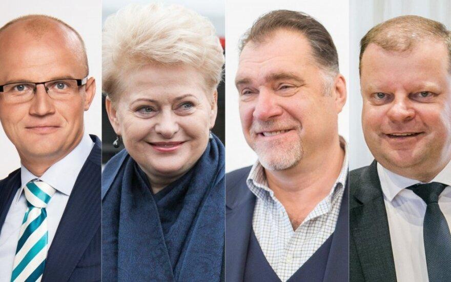 Самые влиятельные в Литве: окончательный список