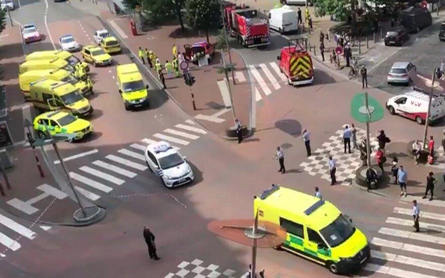 Мужчина открыл стрельбу в Льеже, погибли четыре человека