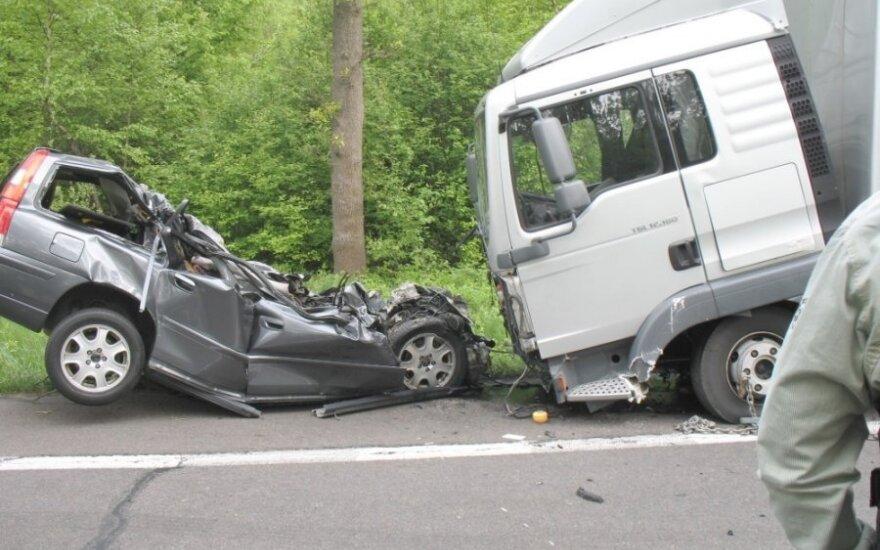Litewscy kierowcy szaleją na polskich drogach