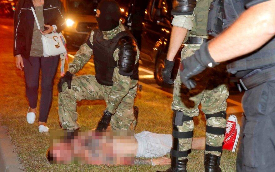 Информация о гибели одного из участников акции протеста не подтвердилась
