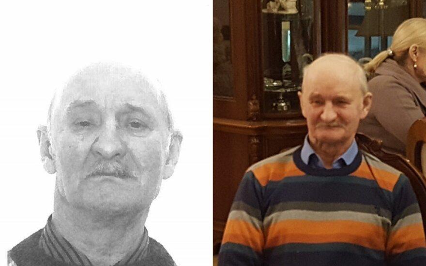 В Каунасе пропал пожилой мужчина