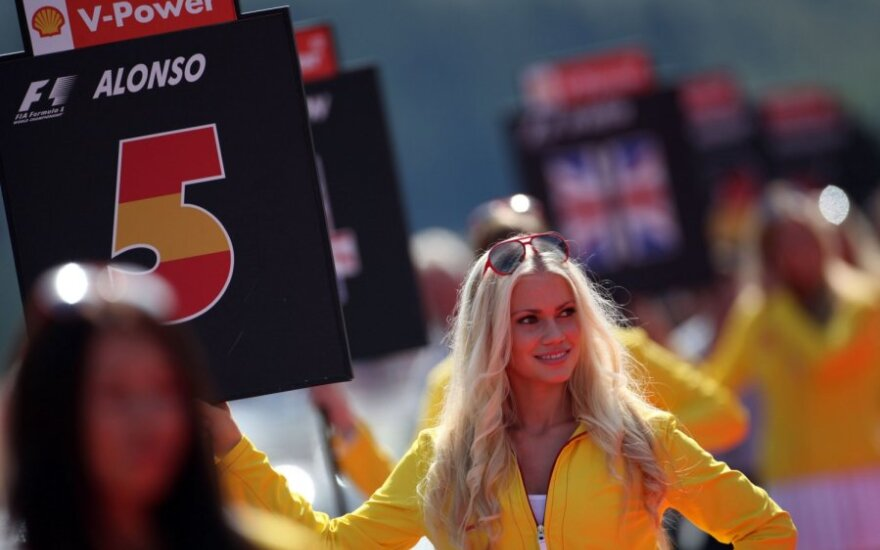 Обнародован календарь Формулы-1 на ближайший сезон