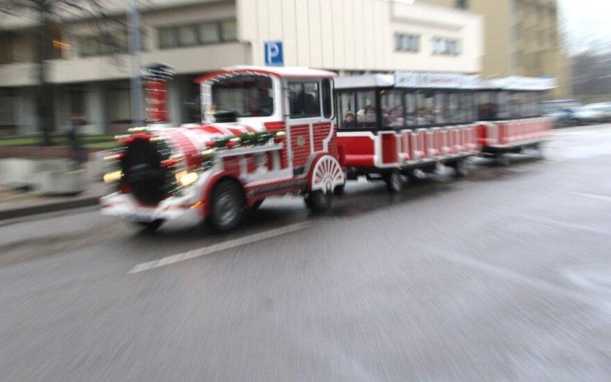На зимние праздники в Вильнюсе купят два туристических поезда