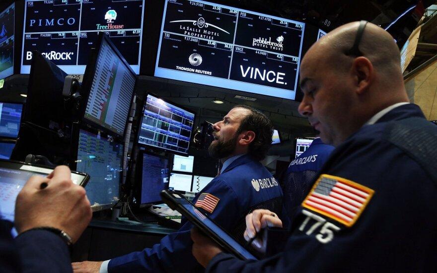 В США произошел крупнейший за 119 лет обвал фондового рынка