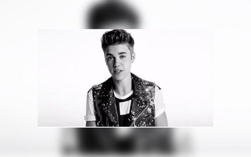 Justin Bieber bez prądu