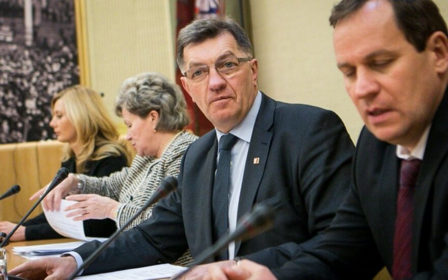 Premier potwierdził, że rozmawiał z szefem Departamentu Bezpieczeństwa Państwowego o Tomaszewskim