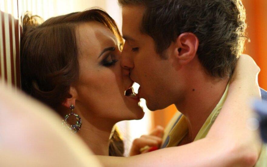 Niemyćko: Lubię całować się tylko z jednym mężczyzną, ale czego nie zrobi się dla tańca