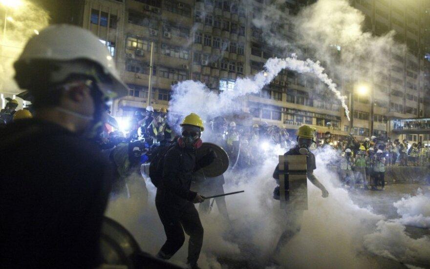 Liepos 21-osios protestas Honkonge