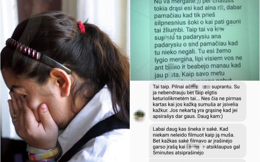 В Алитусе несовершеннолетние избили девочку, пострадавшая в реанимации