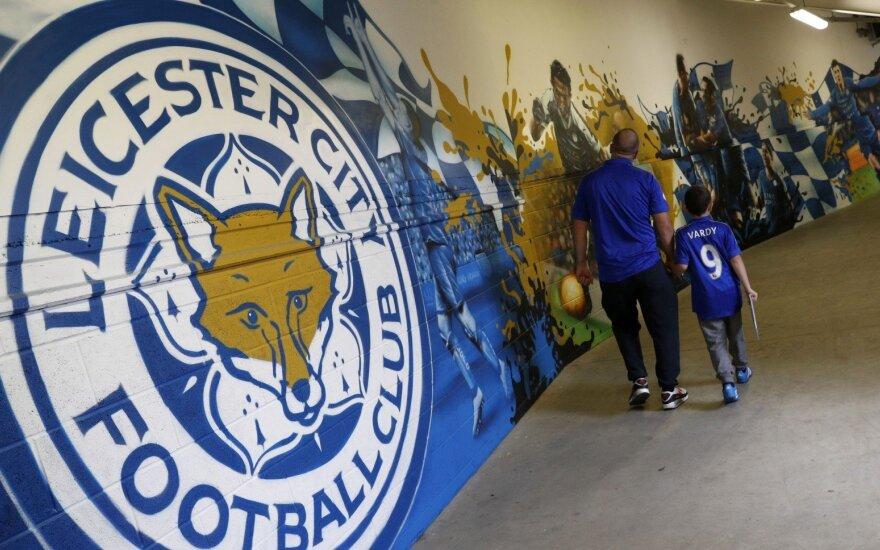В Лестере разбился вертолет владельца футбольного клуба Leicester City