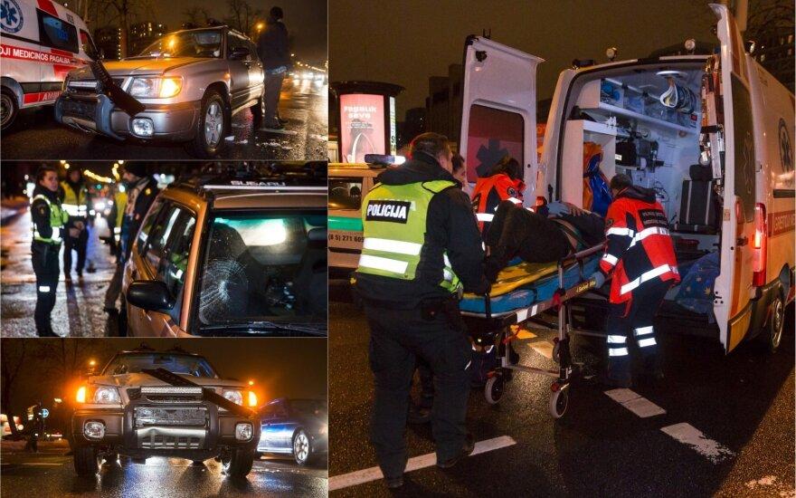 Мужчина ночью поленился дойти до пешеходного перехода и очутился в больнице