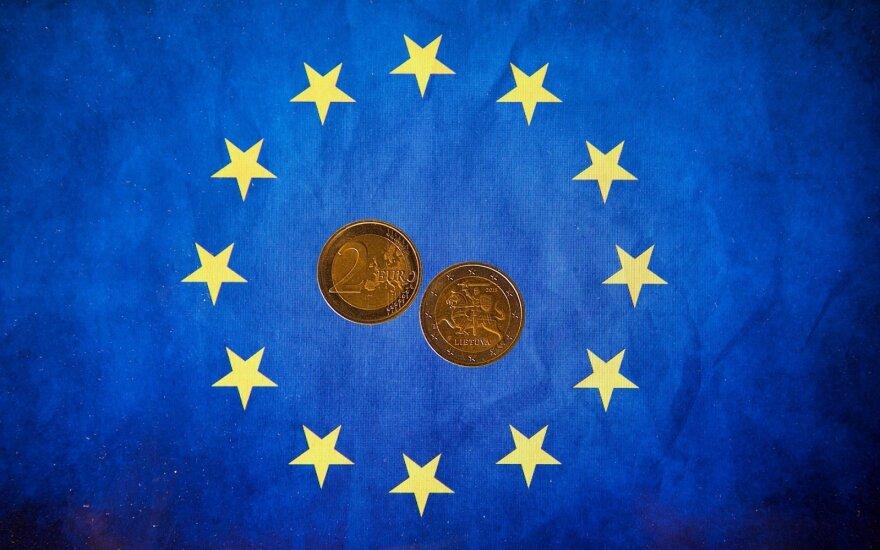 Евробарометр: литовцы лучше оценивают экономическое положение страны