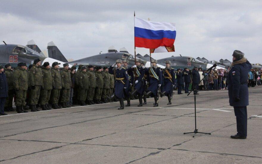 Большинство россиян исключили военный конфликт с Западом из-за Сирии