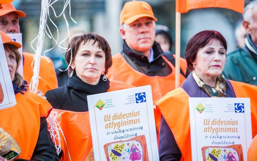 Профсоюзы вышли на улицы: объявили свои требования