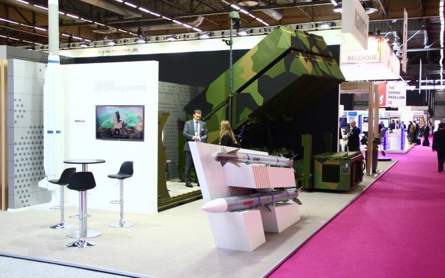 Литва закупает норвежские системы ПВО