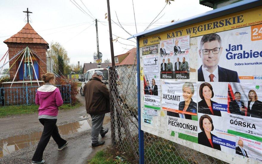 Будущие политические перемены в Польше не вызывают беспокойства у литовского бизнеса