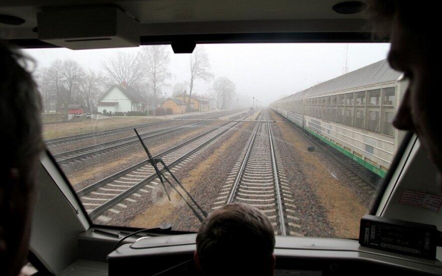Брюссель: страны Балтии могут потерять проект Rail Baltica