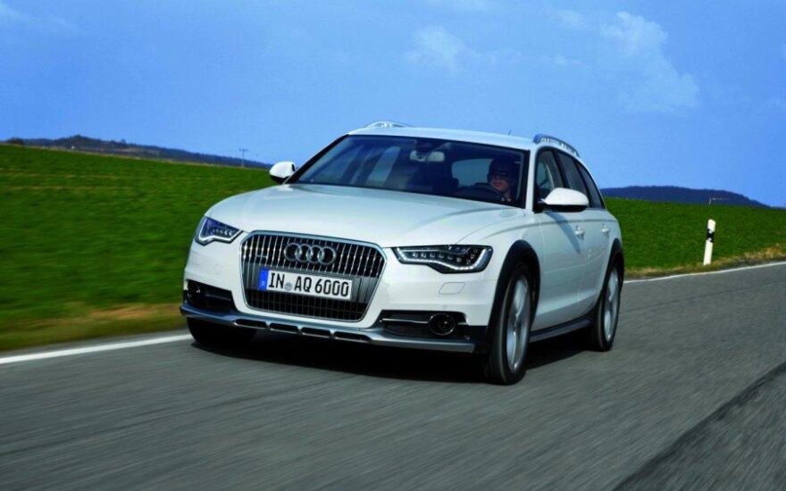 Audi будет производить автомобили для чиновников в РФ