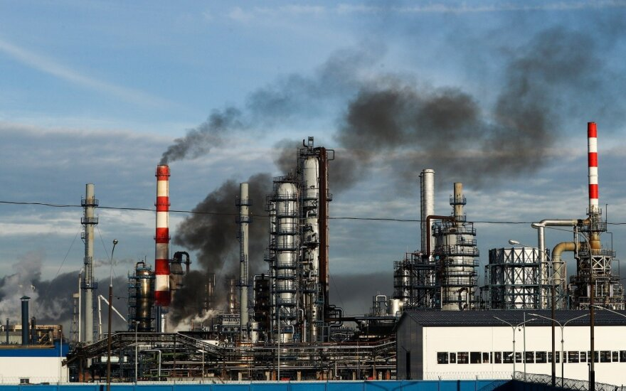"""""""Нафтогаз Украины"""" пожаловался в Еврокомиссию на """"Газпром"""""""