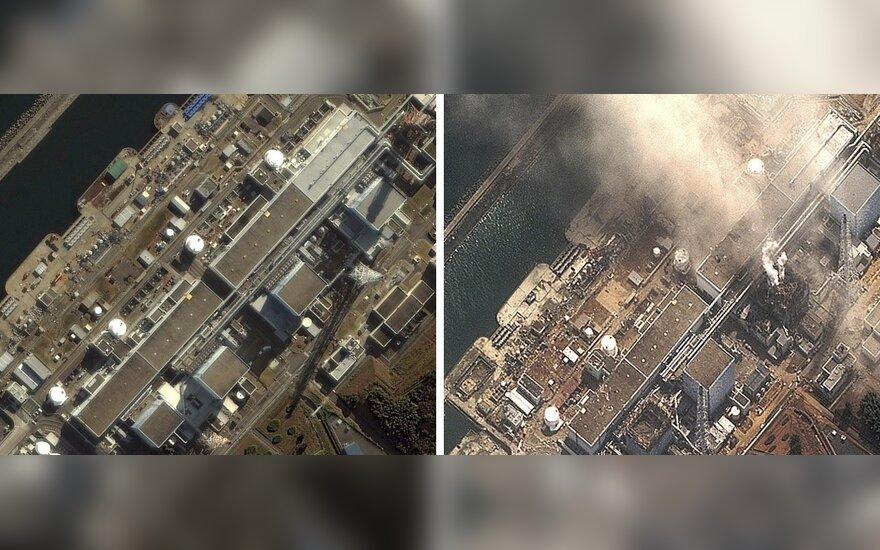 Третий взрыв на АЭС в Японии не представляет опасности для жителей Литвы