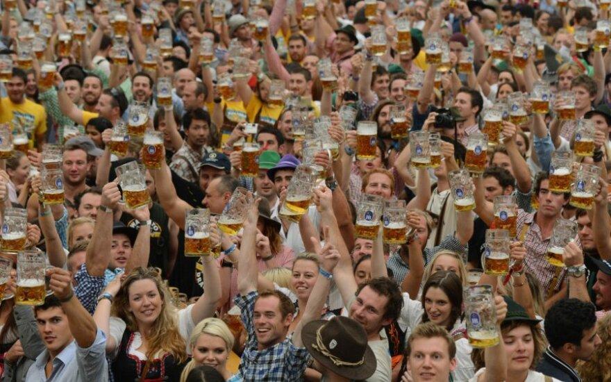 Goście Oktoberfestu wypili prawie 7 mln litrów piwa