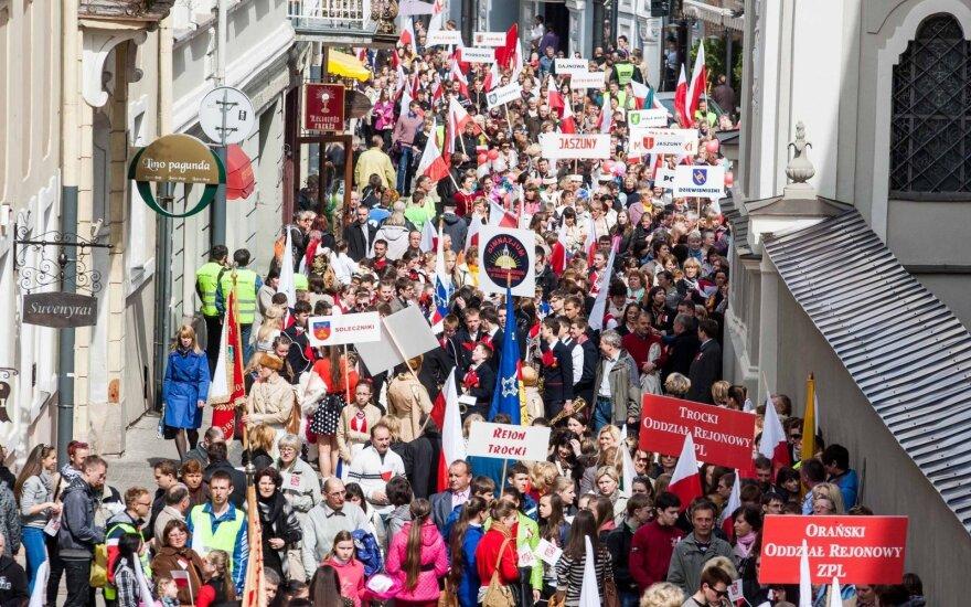 Marsz Polaków w Wilnie. Rozpoczęły się przygotowania