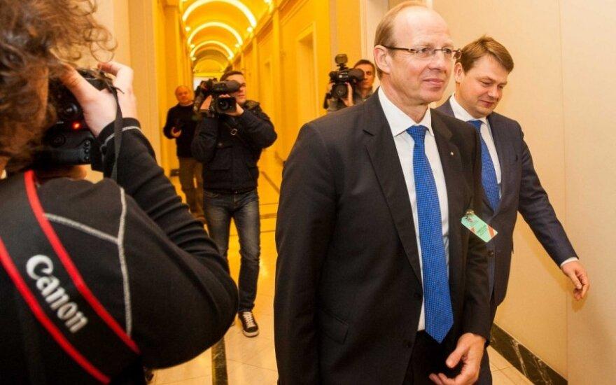 Милюс: эксперты по качеству молочных продуктов из РФ приступят работе в Литве во вторник