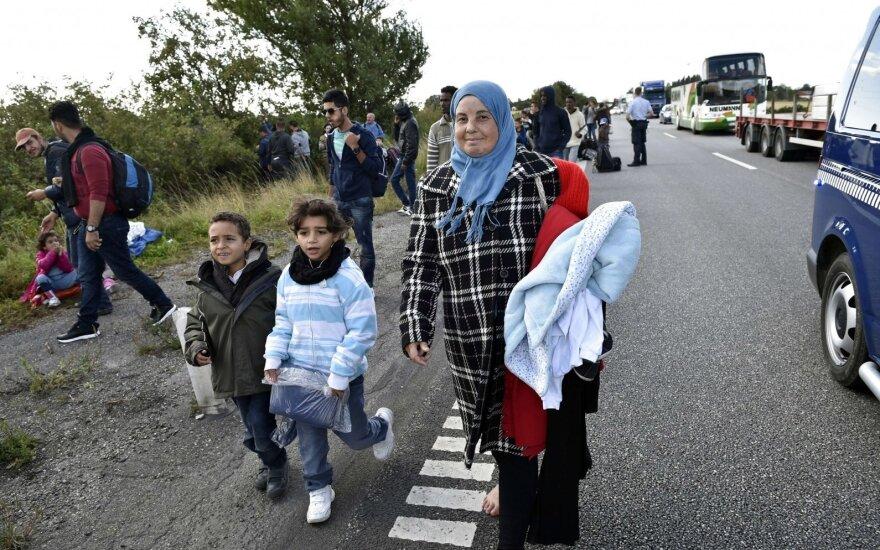 Контроль на границах: беженцы проверяют Шенген на прочность