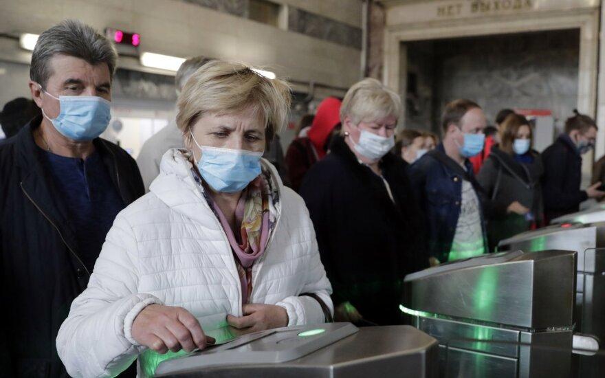 Коронавирус: число новых заболевших в России превысило 10 тысяч впервые с мая