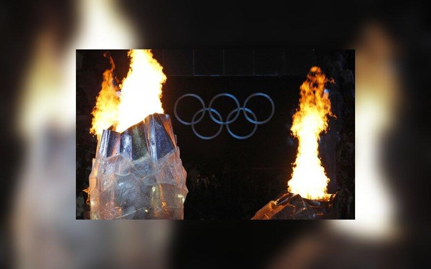 Vankuverio žiemos olimpinių žaidynių atidarymas