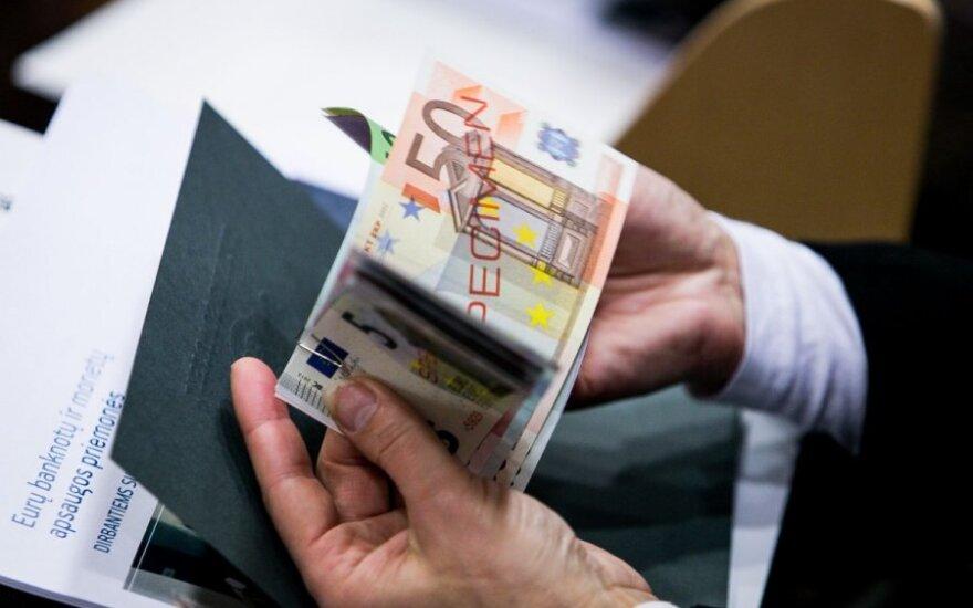 Решение ЕС о вступлении Литвы в зону евро - 22 июля