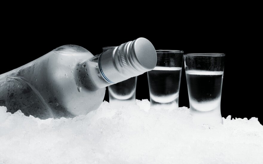 В Дании украдена бутылка водки стоимостью миллион евро