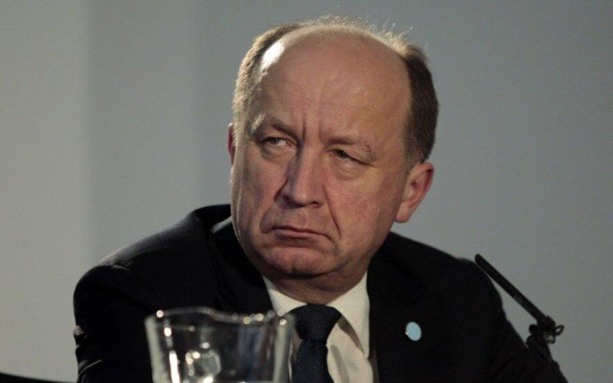 Andrius Kubilius, 2011 m. sausio 20 d.