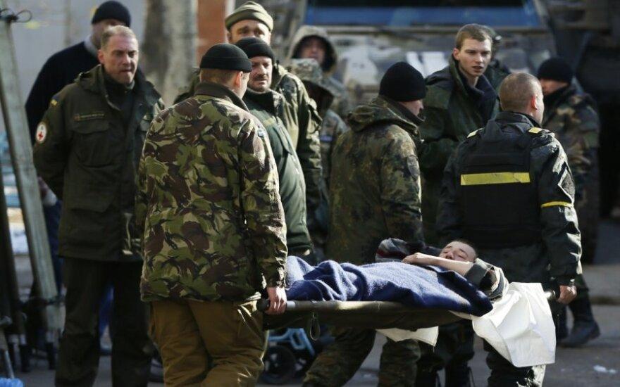 Командир батальона: из Дебальцево в Артемовск вывезли 167 раненых бойцов