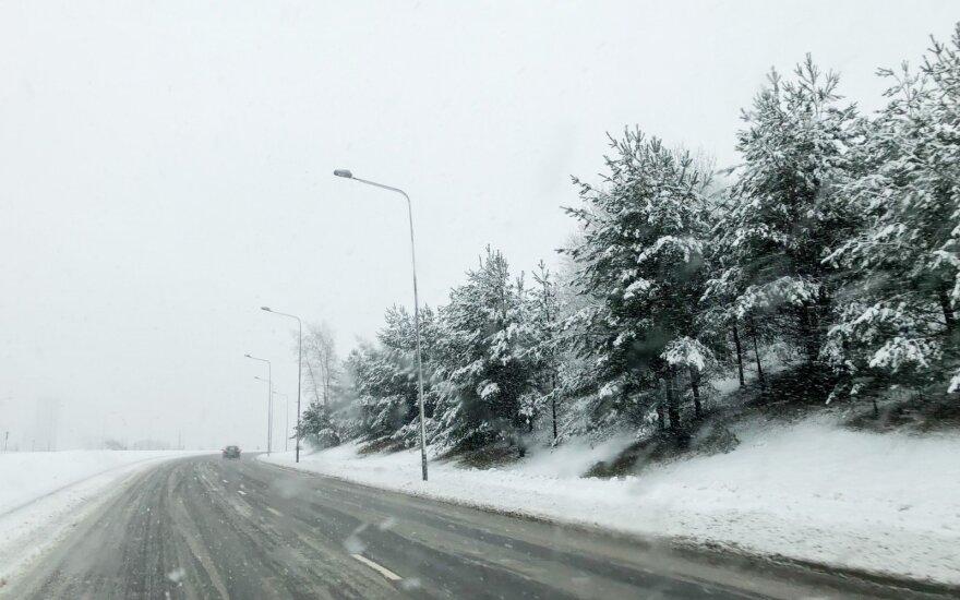 Синоптик прогнозирует снежную Пасху