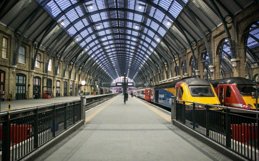Появилось расписание поезда Киев — Минск — Вильнюс — Рига, который начнет ходить с 28 сентября
