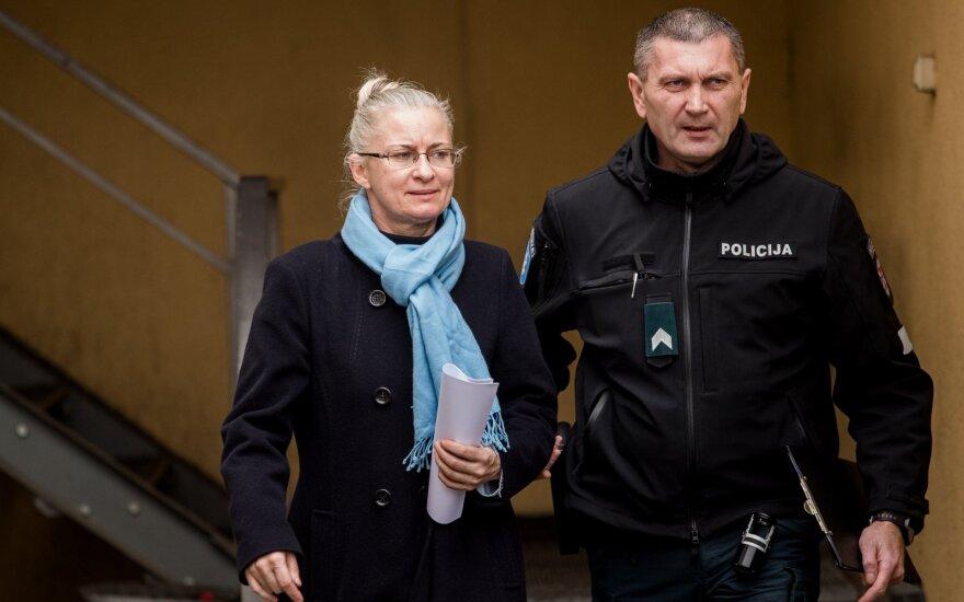 Судьи Каунасского окружного суда заявили о самоотводе от рассмотрения жалобы Венцкене